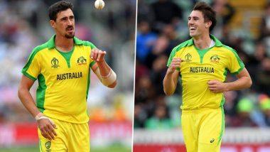 ICC CWC 2019: फाइनल मुकाबले से पहले मिशेल स्टार्क और पैट कमिंस ने दी टीम इंडिया को चेतावनी