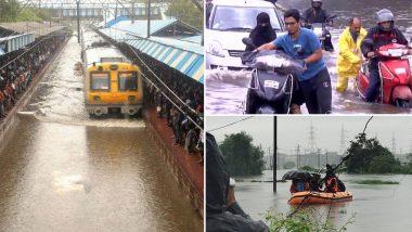 Mumbai Rains: मुंबई की बारिश ने ली BMC के दो कर्मियों की जान