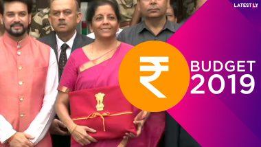 Budget 2019 में सस्ते घरों पर जोर, होम लोन पर ब्याज कटौती 1.5 लाख बढ़ाकर 3.5 लाख रुपये की गई