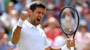 Wimbledon 2019 Semi-Final: छठी बार फाइनल में पहुंचे नोवाक जोकोविक