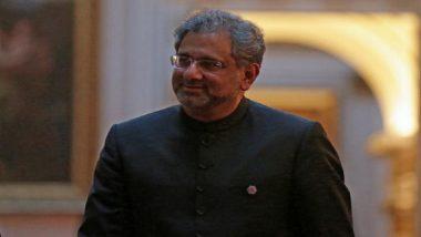 पाकिस्तान के पूर्व प्रधानमंत्री शाहिद खाकान अब्बासी गिरफ्तार, भ्रष्टाचार का लगा है आरोप