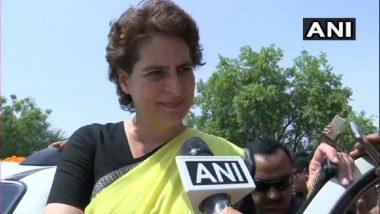 प्रियंका गांधी ने पीएम मोदी पर बोला हमला, कहा- मंदी की मार की जिम्मेदारी से बचना चाहती है सरकार