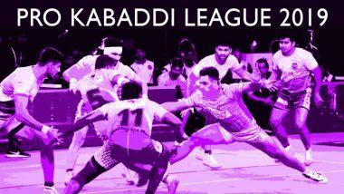Pro Kabaddi 2019 Time Table and Schedule: यहां पढ़ें प्रो कबड्डी लीग के 7वें सीजन का पूरा शेड्यूल