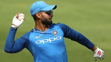 IND vs SA T20 Series 2019: ऋषभ पंत ने धर्मशाला रवाना होते हुए इन दो स्टार खिलाड़ियों के साथ शेयर की तस्वीर