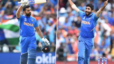 Team of ICC Cricket World Cup: भारत की ओर से रोहित-बुमराह शामिल, कोहली नहीं इस खिलाड़ी को बनाया गया कप्तान