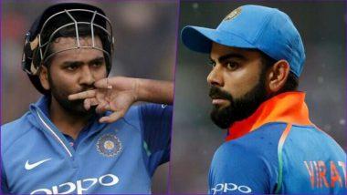 Latest ICC ODI Batsmen Rankings: आईसीसी वनडे रैंकिंग में विराट कोहली के करीब पहुंचे रोहित शर्मा