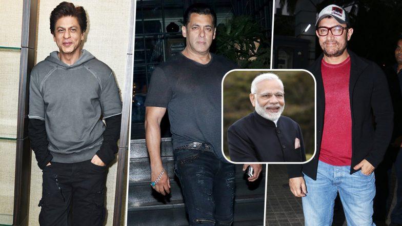 क्या पीएम मोदी की अपील पर एक साथ वीडियो में नजर आने जा रहें हैं सलमान, शाहरुख और आमिर खान?