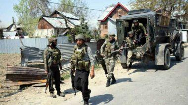 Article 370 हटने के बाद जम्मू-कश्मीर पुलिस की बड़ी कार्रवाई, सोपोर से पकड़े लश्कर के 8 संदिग्थ आतंकी