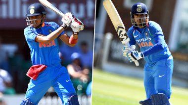 India vs West Indies 2019 Series: शुभमन गिल या श्रेयस अय्यर हो सकते हैं भारत की नंबर-4 समस्या का समाधान