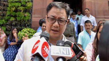 गुवाहाटी में साल 2020 में आयोजित होगा खेलो इंडिया यूथ गेम्स का तीसरा संस्करण, खेलमंत्री किरण रिजिजू ने जताई खुशी