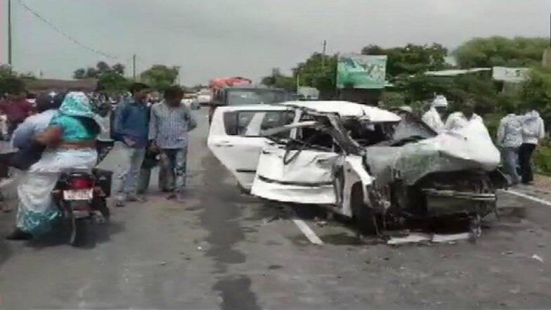 उन्नाव रेप केस: रायबरेली के पास ट्रक और कार की भिड़ंत, पीड़िता गंभीर रूप से  घायल