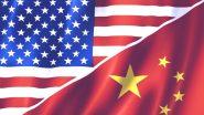 कोरोना संकट के बीच चीन का अमेरिका से वैश्विक आयात जून में 10.6 प्रतिशत बढ़ा
