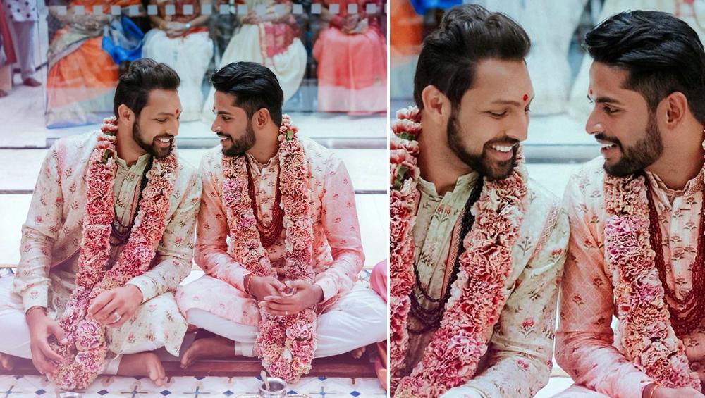 Gay Marriage: अमेरिका में भारतीय गे कपल की इस शादी ने मचाया धूम, माना गया अब तक की सबसे स्टाइलिश शादी, देखें वायरल तस्वीरें