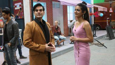 प्रिया प्रकाश वारियर संग 'श्रीदेवी बंगलो' के सेट पर स्पॉट हुए अरबाज खान, बोनी कपूर भेज चुके हैं फिल्म को लीगल नोटिस