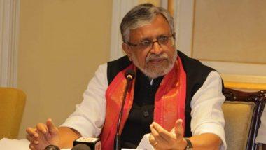 बिहार विधानसभा चुनाव 2020: नीतीश कुमार को लेकर बीजेपी के मंत्री सुशील मोदी ने दिया बड़ा बयान