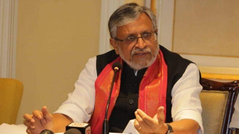 बिहार: गया पितृपक्ष मेला शुरू, उपमुख्यमंत्री सुशील मोदी ने किया उद्घाटन