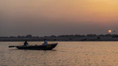 उत्तर प्रदेश: बहराइच के सरयू नदी में 20 लोगों से भरी नाव पलटी, 1 की मौत, रेस्क्यू ऑपरेशन जारी