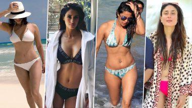 International Bikini Day 2019: सनी लियोन, दिशा पटानी समेत इन हॉट एक्ट्रेसेस की बिकिनी फोटोज ने मचाया बवाल