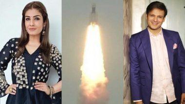 Chandrayaan 2 सफलतापूर्वक हुआ लॉन्च, देश के इस ऐतिहासिक पल को देख खुशी से झूम उठा बॉलीवुड
