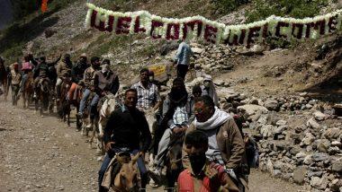 अमरनाथ यात्रा को निशाना बनाने की साजिश रच रहे हैं पाकिस्तानी आतंकवादी: भारतीय सेना