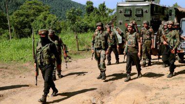 एलओसी पर पाकिस्तान ने की गोलीबारी, एक नागरिक घायल, सेना ने की जवाबी कार्रवाई