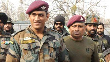 महेंद्र सिंह धोनी ने लिया बड़ा फैसला, 2 महीने तक बढ़ाएंगे सेना का मनोबल, टीम इंडिया से लेंगे ब्रेक