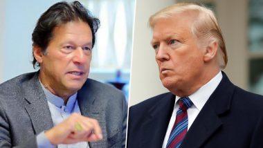 कश्मीर मुद्दे पर ट्रंप ने इमरान खान से कहा- भारत के साथ तनाव को द्विपक्षीय तरीके से सुलझाया जाए