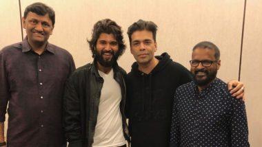 'डियर कॉमरेड' का हिंदी रीमेक बनाएंगे करण जौहर