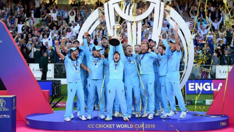 ENG vs NZ, ICC CWC 2019 Final: इंग्लैंड ने रचा इतिहास, पहली बार बना विश्व विजेता, सुपर ओवर के बाद हुआ फैसला