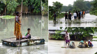 बिहार में बाढ़ का कहर जारी, अब तक 127 की मौत, 82 लाख लोग प्रभावित