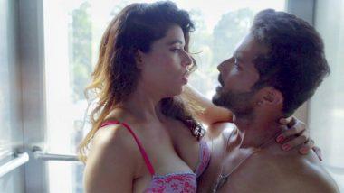 Gandii Baat 3: ललित बिष्ट और शीवा राणा का लिफ्ट में हॉट इंटिमेट सीन हुआ लीक, देखें Video