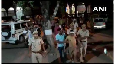 राजस्थान: अलवर में गौ-तस्करों ने पूछताछ करने वाले ग्रामीणों पर चलाई गोली, दो घायल