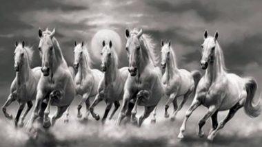 Vastu Tips: घर की इस दिशा में लगाएं दौड़ते हुए 7 घोड़ों की तस्वीर, कामयाबी चूमेगी आपके कदम