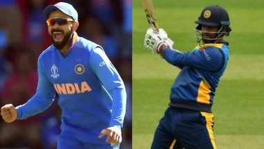 IND vs SL, CWC 2019: भारत बनाम श्रीलंका मुकाबले से पहले पढ़ें वर्ल्ड इतिहास में किस टीम का पलड़ा रहा है भारी, देखें आंकड़े