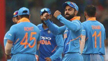 India Squad For T20 World Cup 2021: वर्ल्ड कप जीतने के लिए टीम इंडिया तैयार, विराट कोहली-रोहित शर्मा सहित इन 18 खिलाड़ियों को टीम में मिली जगह, देखें लिस्ट और शेड्यूल