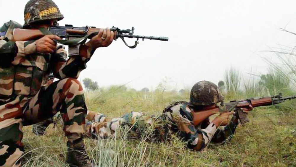 भारतीय सेना ने सीजफायर उल्लंघन का पाकिस्तान को दिया करारा जवाब, पीओके में 4 आतंकी लॉन्च पैड किए नष्ट