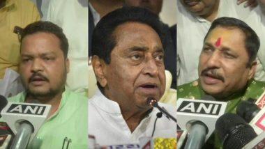 मध्य प्रदेश: बीजेपी को लग सकता है झटका, पार्टी के दो विधायकों ने कमलनाथ सरकार के पक्ष में किया वोट