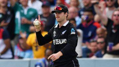 ENG vs NZ, ICC CWC 2019 Final: नीशम की गेंद पर लॉकी फग्र्यूसन ने मोर्गन का पकड़ा हैरतअंगेज कैच, देखें वीडियो