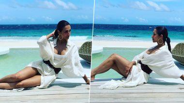 PHOTOS: मलाइका अरोड़ा ने पोस्ट की अपनी हॉट फोटो, देखकर फैंस भी हुए दीवाने
