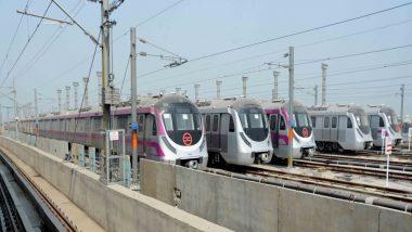दिल्ली: सुप्रीम कोर्ट ने मेट्रो फेज-4 में काम शुरू करने का दिया निर्देश