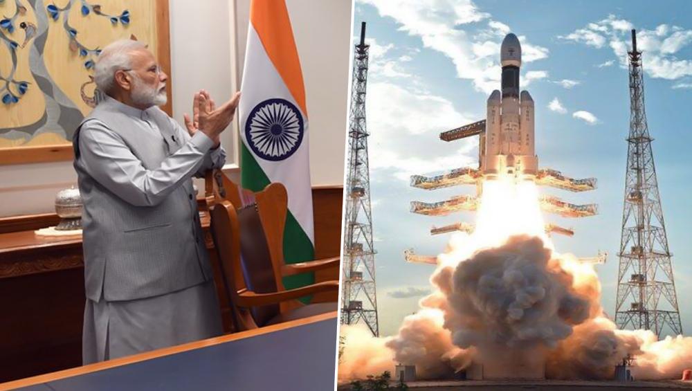 Chandrayaan 2: भारत के लिए ऐतिहासिक पल, चंद्रयान-2 हुआ लॉन्च, विश्वपटल पर बाहुबली के साथ ISRO रचेगा सबसे बड़ा इतिहास