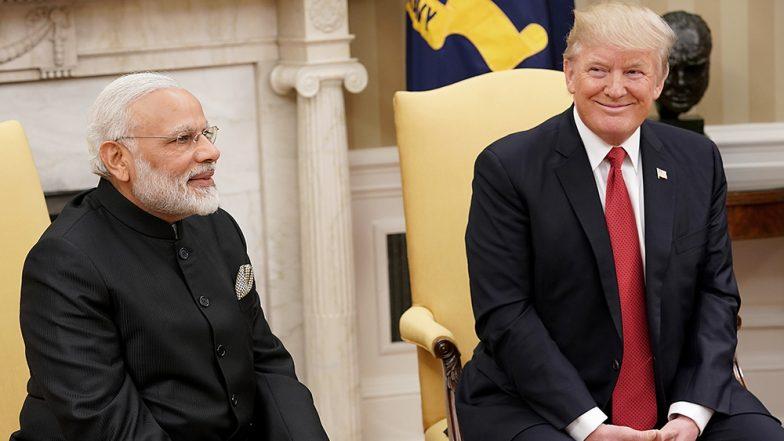 डोनाल्ड ट्रंप Howdy Modi इवेंट में होंगे शामिल, पीएम मोदी ने ट्वीट कर ट्रंप को कहा शुक्रिया