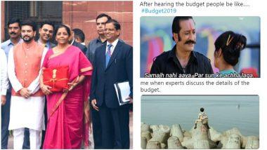 Budget 2019 का सोशल मीडिया पर रहा जलवा, इन मजेदार मीम्स को देख आप हंसने को होंगे मजबूर
