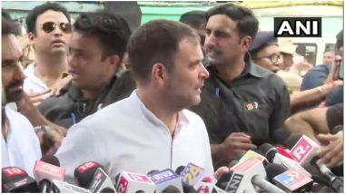 पटना: मानहानि केस में कांग्रेस नेता राहुल गांधी को मिली जमानत, कहा- मेरी लड़ाई RSS और पीएम मोदी की विचारधारा से है