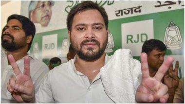 Jharkhand Election Result 2019: रुझानों में महागठबंधन की सरकार, तेजस्वी बोले- हेमंत सोरेन बनेंगे अगले सीएम
