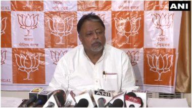 बीजेपी नेता मुकुल रॉय का दावा, कहा- पश्चिम बंगाल के सीपीएम, कांग्रेस और TMC के 107 विधायक हमसे जुड़ने को तैयार