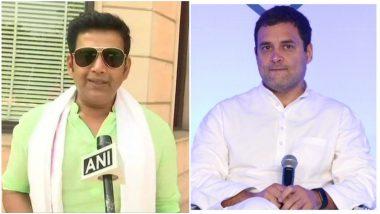 भोजपुरी सुपरस्टार और बीजेपी सांसद रविकिशन ने कहा- राहुल गांधी राजनीति में सीरियस नहीं हैं