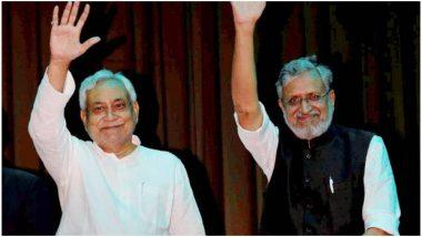 बिहार: बीजेपी नेता संजय पासवान को डिप्टी सीएम सुशील मोदी का करारा जवाब, कहा- 2020 में भी नीतीश कुमार ही होंगे NDA के कप्तान