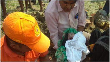 बिहार: बाढ़ग्रस्त पूर्वी चंपारण में महिला ने NDRF की नाव में बच्ची को दिया जन्म