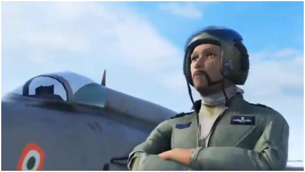भारतीय वायुसेना जल्द लॉन्च करेगी मोबाइल गेम, Teaser वीडियो में दिखी विंग कमांडर अभिनंदन और बालाकोट एयर स्ट्राइक की झलक
